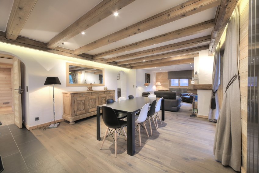 See details MEGEVE Apartment 4 rooms (969 sq ft), 5 bedrooms